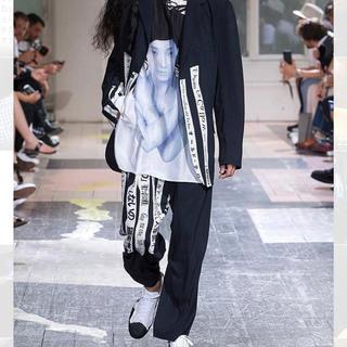Yohji Yamamoto - 限定価格 yohji yamanoto 18ss 着る服ないの セットアップ