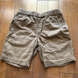 ユニクロ(UNIQLO)の半ズボン キッズのSサイズ(パンツ/スパッツ)