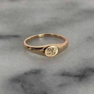 philly chocolate リング 指輪 シルバー925 ゴールド 2号(リング(指輪))