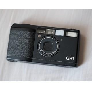 RICOH - GR1 date RICOH フィルムカメラ リコー