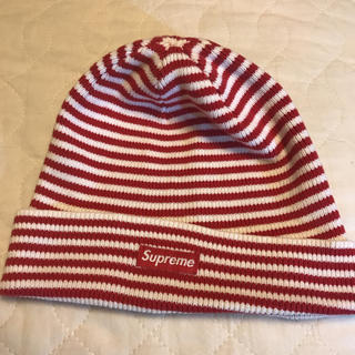 シュプリーム(Supreme)のSUPREME Striped Beanie(ニット帽/ビーニー)