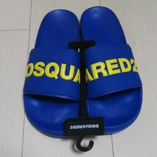 ディースクエアード(DSQUARED2)の◆専用◆Dsquared2 シャワーサンダル スライダー 25㎝(サンダル)