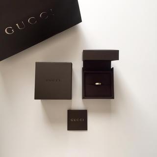 グッチ(Gucci)の【閉店sale】GUCCI 指輪(リング(指輪))