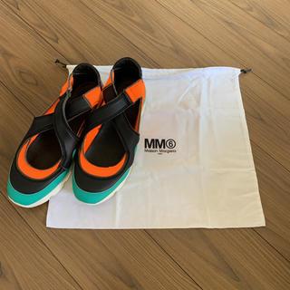 エムエムシックス(MM6)のMM6 Maison Margiela  スニーカー  サンダル  39(サンダル)