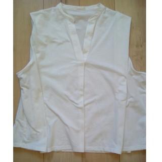ジーユー(GU)の美品 ジーユー シャツ(シャツ/ブラウス(半袖/袖なし))
