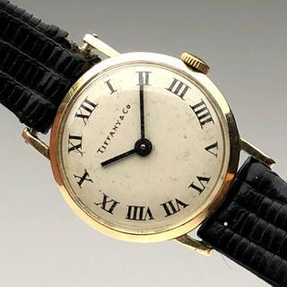 ティファニー(Tiffany & Co.)の美品◆ティファニー◆TIFFANY & CO.◆限定1個◆オシャレ◆レディース(腕時計)