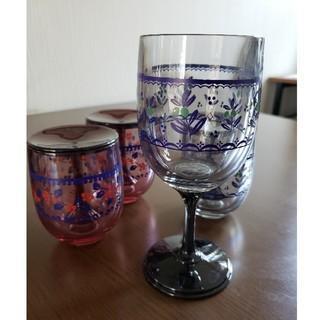 フェリシモ(FELISSIMO)の2wayグラス(グラス/カップ)