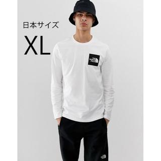 THE NORTH FACE - 最安 即日発送 XL新品ノースフェイス長袖ロンT スクエアロゴTシャツ