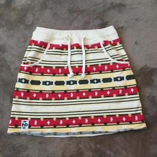 チャムス(CHUMS)のCHUMS チャムス スカート Mサイズ(ひざ丈スカート)
