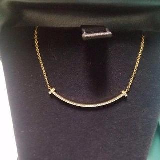 ティファニー(Tiffany & Co.)のティファニー スマイルネックレス(ネックレス)