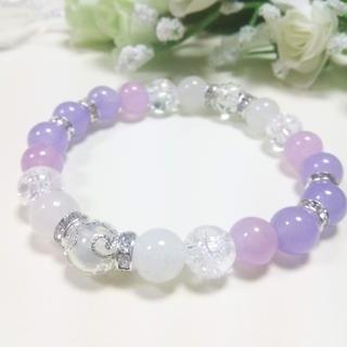 ラベンダーグラデーション✨紫001