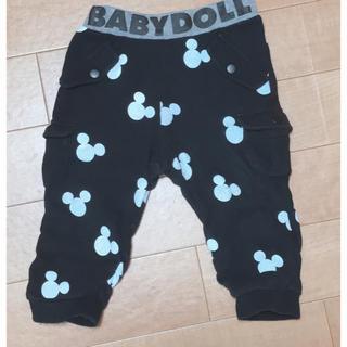 BABYDOLL - BABY DOLL ミッキーコラボ パンツ 90cm
