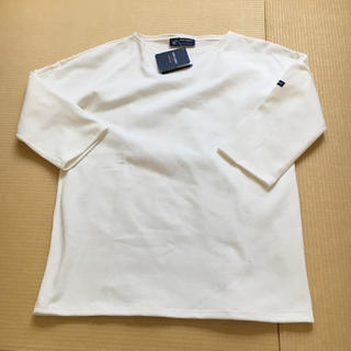 SAINT JAMES - セントジェームス ドロップショルダー 七分袖 T3