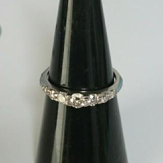 カシケイ ネイキッドリング ブラウンダイヤモンド(リング(指輪))