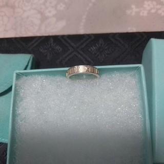 ティファニー(Tiffany & Co.)のアトラス ティファニーリング 7号(リング(指輪))
