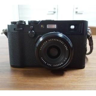 富士フイルム - シリアル910××× 富士フイルム X100F ブラック 美品