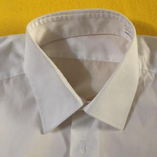 シマムラ(しまむら)の学生シャツ 男の子用 155cm シミあり(Tシャツ/カットソー)