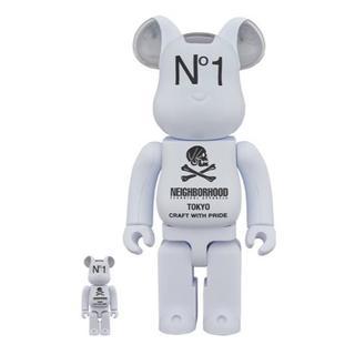 ネイバーフッド(NEIGHBORHOOD)の新品未使用品 NEIGHBORHOOD  100% & 400% ベアブリック (その他)