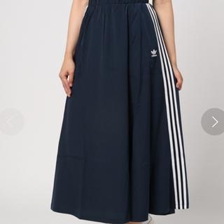 アディダス(adidas)の人気ロングスカ-ト(ロングスカート)