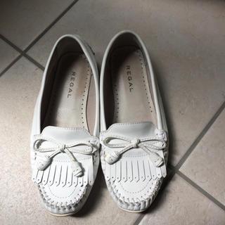 リーガル(REGAL)のREGAL 靴 22.5cm(ローファー/革靴)