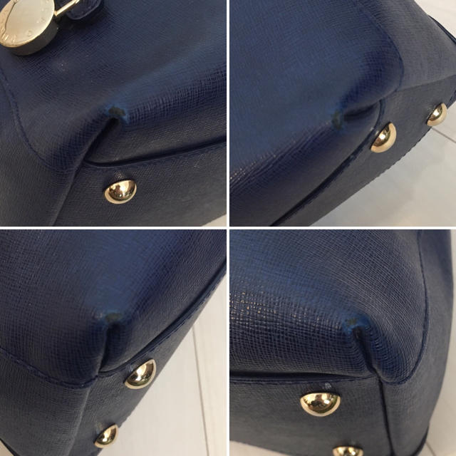 38d62bee7ffd Furla(フルラ)のフルラ FURLA パイパー M レディース ハンドバッグ ネイビー ブルー レディースのバッグ