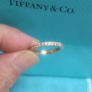 ティファニー(Tiffany & Co.)のティファニー、ノヴォ、リング、ダイヤ、フルエタニティ、フルサークル、7.5号(リング(指輪))