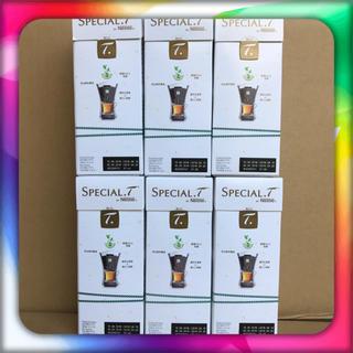 ネスレ(Nestle)のネスレ 専用カプセル 煎茶 京の匠福寿園 SCF02 6箱セット(コーヒー)