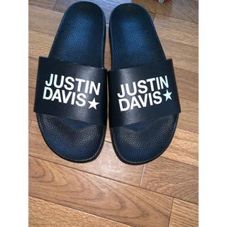 ジャスティンデイビス(Justin Davis)のジャスティンノベルティサンダル❤︎(サンダル)
