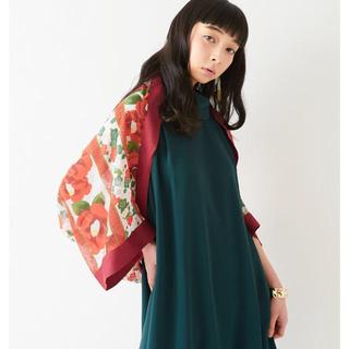 フリフ(ふりふ)のふりふ kimono スリーブボレロショール(ボレロ)