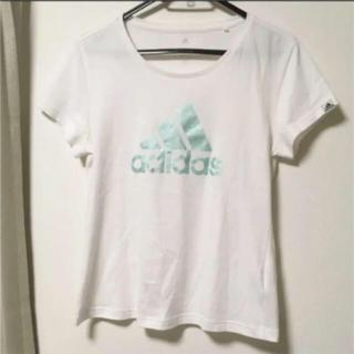 アディダス(adidas)のadidas Tシャツ Lサイズ(Tシャツ/カットソー(半袖/袖なし))