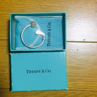 ティファニー(Tiffany & Co.)の最終お値下げ!ティファニー キーリング(キーホルダー)