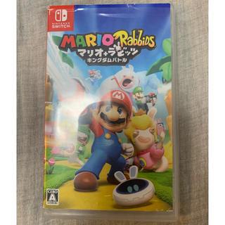 Nintendo Switch - マリオ+ラビッツ キングダムバトル