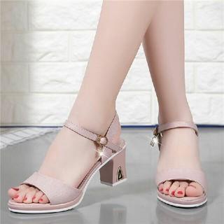 女性用 レディース靴   レディースサンダル とんがりトウ 韓風(サンダル)