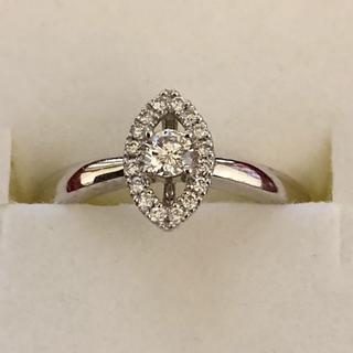 ダイヤモンド 指輪 プラチナリング(リング(指輪))
