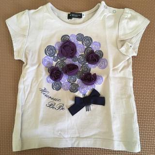 ベベ(BeBe)の新品✨BeBe Tシャツ 80(Tシャツ)