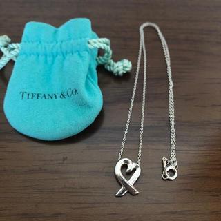 ティファニー(Tiffany & Co.)のネックレス(ネックレス)