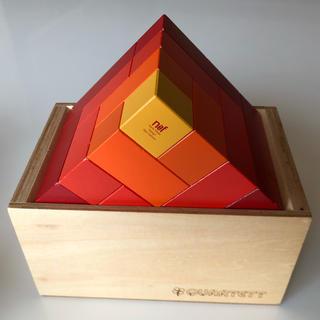 ネフ(Neaf)のネフ  キュービックス  木箱付き(積み木/ブロック)