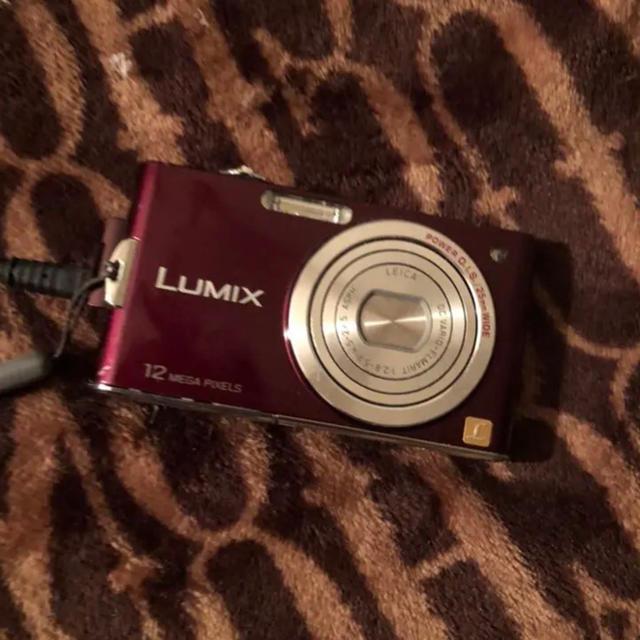 Panasonic(パナソニック)のlumix デジカメ スマホ/家電/カメラのカメラ(コンパクトデジタルカメラ)の商品写真