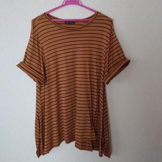 ニジュウサンク(23区)のmama様専用 23区 ボーダーTシャツ(Tシャツ(半袖/袖なし))