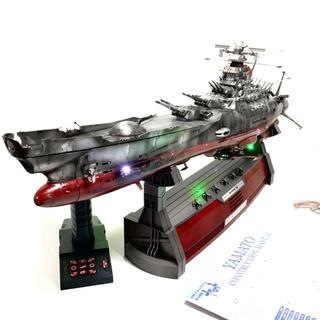 新品完成品 宇宙戦艦ヤマト リペイント模型 プラモデル 1/350 自動稼働式