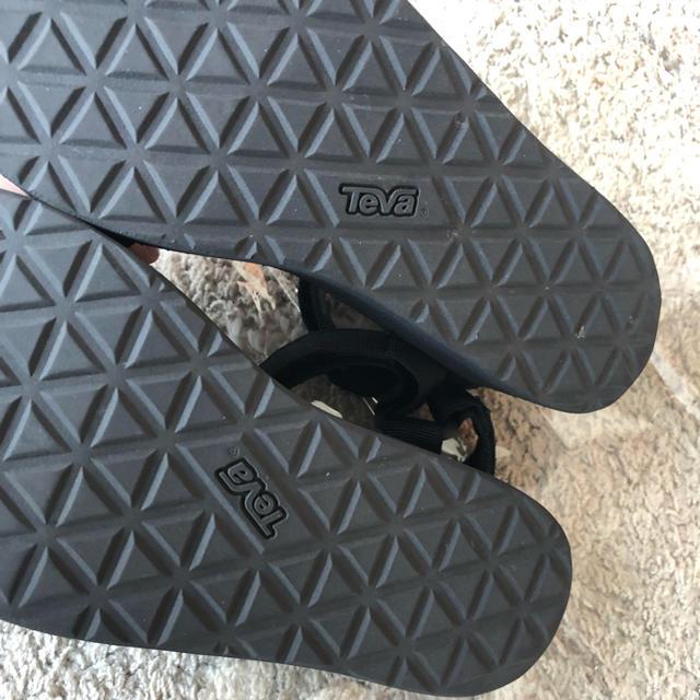 Teva(テバ)のテバ 厚底 サンダル teva レディースの靴/シューズ(サンダル)の商品写真
