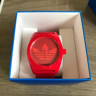 アディダス(adidas)の未使用 アディダス 腕時計(腕時計(アナログ))