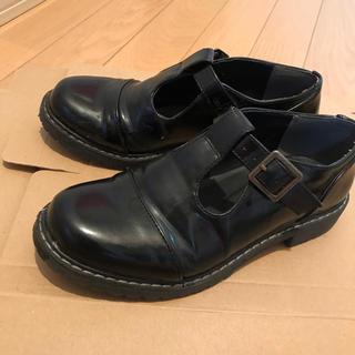 エヘカソポ(ehka sopo)のehka sopo ❁ Tストラップシューズ(ローファー/革靴)