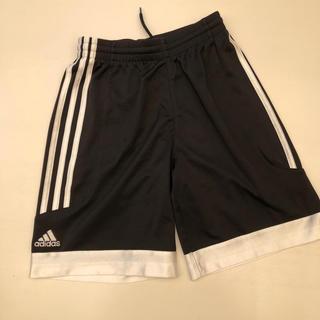 アディダス(adidas)のバスパン  アディダス  黒  140(バスケットボール)