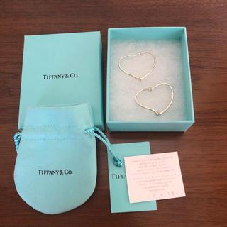 ティファニー(Tiffany & Co.)のピアス(ピアス)
