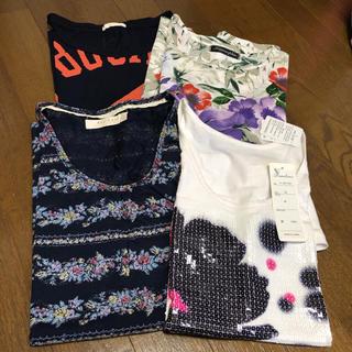 新品含む 4枚セット(Tシャツ(半袖/袖なし))