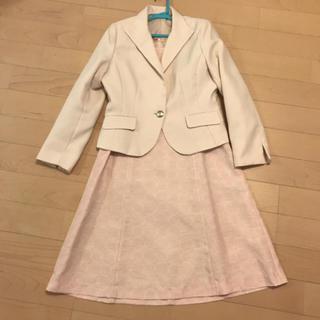 ベルメゾン(ベルメゾン)のピンク☆セレモニースーツ 13号(スーツ)