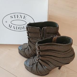 スティーブマデン(Steve Madden)のSTEVE MADDEN ブーツ(ブーツ)
