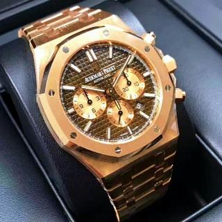 AUDEMARS PIGUET - オーデマ・ピゲ AP ロイヤルオーク クロノグラフ 26331ORメンズ 腕時計