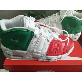 ナイキ(NIKE)のAIR MORE UPTEMPO'96 ITALY QS 27.5CM(スニーカー)